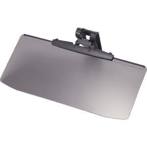 UVワイドバイザー PF-682 カーバイザー UVカット  車用バイザー 遮光板 紫外線対策  日差し アウトドア 日よけ 夏熱中症 キャップ lifemaru