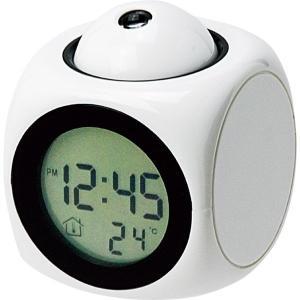 トーキングクロック 048043 デジタル多機能 置き時計 文具 オフィス ビジネス おしゃれ 北欧 ギフト アメリカン雑貨 かわいい 卓上 インテリア時計 srgku|lifemaru