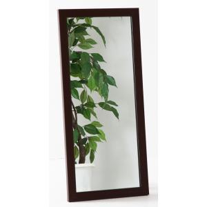 送料無料 壁掛けミラー 60  鏡 95703 姿見  メイク ウォール 一面 ワゴンドレッサー  鏡台 化粧 ウォールミラー 収納家具|lifemaru