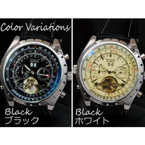 時計 腕時計 メンズ時計 メンズ メンズ腕時計 ビッグフェイス 自動巻き