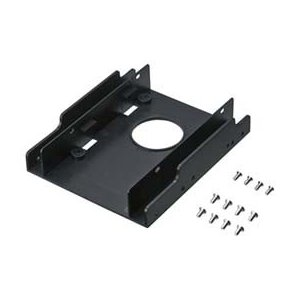 新品・2.5インチHDD変換マウンタ(2台用)の関連商品2