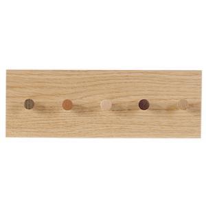 木製 カントリー キーハンガー5 ナチュラル ブラウン ライトブラウン|lifeplus