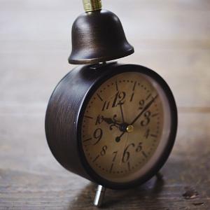 目覚まし時計 アンティーク おしゃれ 置き時計 LEGER|lifeplus