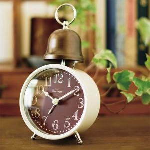 目覚し時計 目覚まし時計 おしゃれ 置時計 ALCOTT lifeplus
