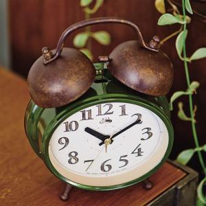 レトロ ポップ 目覚まし時計 目覚し時計 Dinant|lifeplus