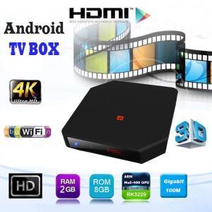 H.264 4Kテレビ対応 Android TV box 2...