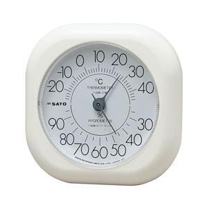 ソフィア温湿度計 1014-00 SATO 佐藤計量器 lifescale