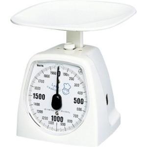 タニタ アナログクッキングスケール 1437 (ひょう量:1kg/2kg)|lifescale