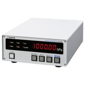 SATO 佐藤計量器 デジタル気圧計 SK-500B 7630-00|lifescale