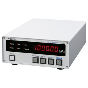 SATO 佐藤計量器 デジタル気圧計 SK-500B (JCSS校正付)|lifescale