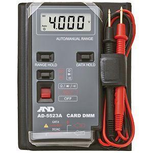 A&D デジタルマルチメーター AD-5523A|lifescale