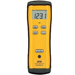 防水型 熱電対温度計 Kタイプ AD-5601A A&D|lifescale