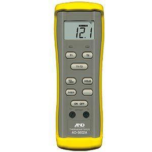 防水型 熱電対温度計 Kタイプ AD-5602A A&D|lifescale