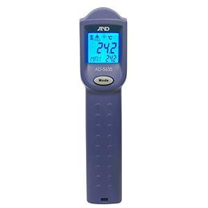 A&D レーザーマーカー付き 赤外線放射温度計 AD-5635 (-38〜365℃)|lifescale|02