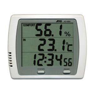 デジタル温度計・温湿度計 AD-5681 A&D|lifescale