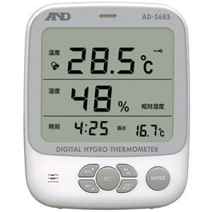 A&D 環境温湿度計 AD-5685|lifescale