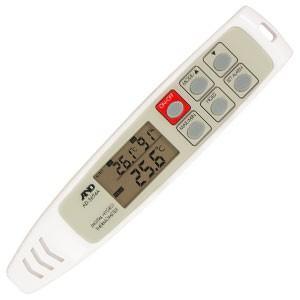 A&D 携帯型 熱中症指数・温湿度計 AD-5694A|lifescale