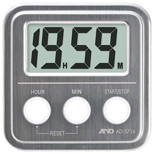 A&D 20時間デジタルタイマー AD-5714 lifescale