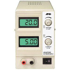 A&D 直流安定化電源 AD-8722D|lifescale