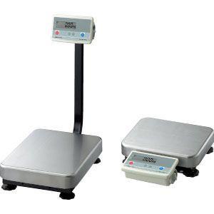 A&D 検定付き デジタル台はかり ポール無し FG-150KBM-K (秤量:150kg)|lifescale
