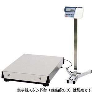 A&D 検定付き 大型デジタル台はかり HV-300KGV4-K (秤量:150kg/300kg)|lifescale