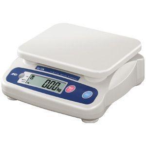 検定付き デジタルはかり SJ-2000 使用地区:A1/A2/A4/A5 ひょう量:2kg A&D|lifescale
