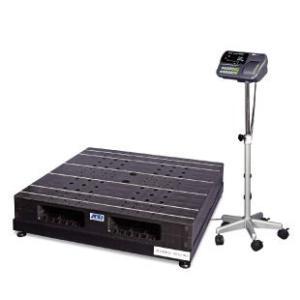 A&D 検定付き パレット一体型デジタル台はかり SN-600K-K (秤量:600kg)|lifescale