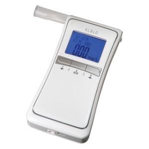 アルコールチェッカー アルコールセンサー アルブロ ホワイト FC-1000 タニタ|lifescale