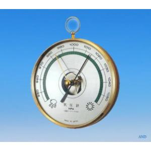 安藤計器 アネロイド指示気圧計 4-654|lifescale