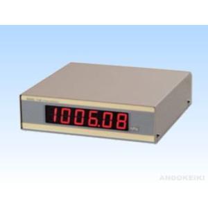 安藤計器 精密型デジタル気圧計 4-T-68-K (気象庁検定品)|lifescale