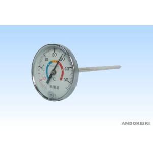 安藤計器 穀温計 KK-155 (-15〜55℃)|lifescale