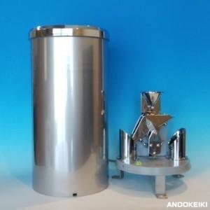 安藤計器 SUS転倒ます型雨量計 (気象庁検定品) AND-R02-K|lifescale