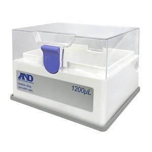 A&D 空ボックス (ロック付き) 1200μL用 AX-BOX-1200A|lifescale
