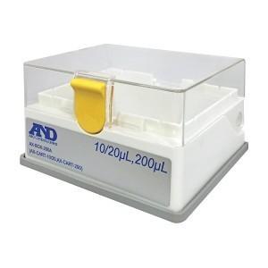 A&D 空ボックス (ロック付き) 10/20/200μL用 AX-BOX-200A|lifescale