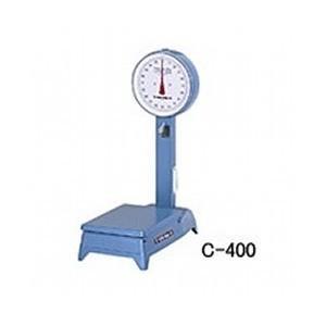 TANAKA 田中衡機 機械式台はかり 自動台ひょう C-400-100(車付) (秤量:100kg)|lifescale