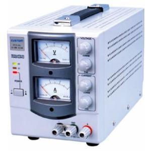 CUSTOM カスタム アナログ直流安定化電源 AP-3003|lifescale