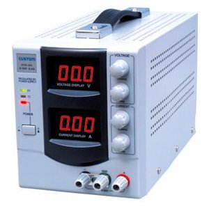 CUSTOM カスタム デジタル直流安定化電源 DP-3005|lifescale