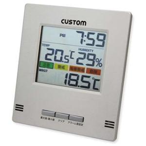 CUSTOM カスタム デジタル熱中症計 HI-300|lifescale