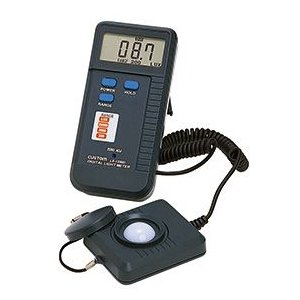 デジタル照度計 LX-1330D CUSTOM カスタム|lifescale