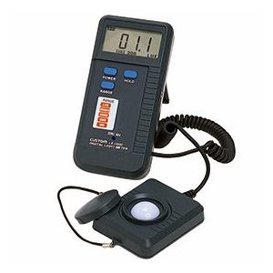 デジタル照度計 LX-1332D CUSTOM カスタム|lifescale