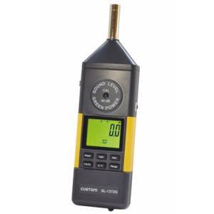 デジタル騒音計 SL-1372G CUSTOM カスタム|lifescale