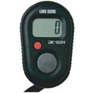 ライン精機 電子数取器 ポケットカウンタ 手持ちタイプ DK-100H