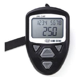 ライン精機 電子数取器 ポケットカウンタ DK-2300