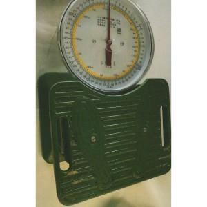 上皿自動はかり 体重計 R型 R-60/R-100 ひょう量:60kg/100kg 富士計器製造|lifescale