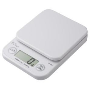 タニタ デジタルクッキングスケール KF-200 (ひょう量:2kg)|lifescale
