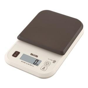 タニタ デジタルクッキングスケール KJ-110S (ひょう量:1kg)|lifescale