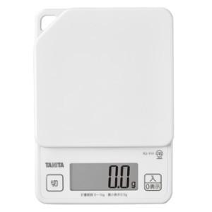 タニタ デジタルクッキングスケール KJ-114 (秤量:1kg)|lifescale