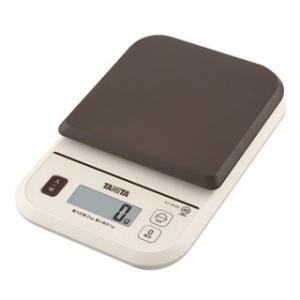 タニタ デジタルクッキングスケール KJ-210S (ひょう量:2kg)|lifescale