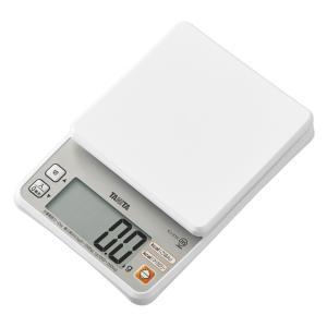 タニタ デジタルクッキングスケール KJ-215 (秤量:2kg)|lifescale
