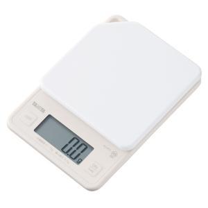 タニタ デジタルクッキングスケール KJ-P11 (秤量:1kg)|lifescale